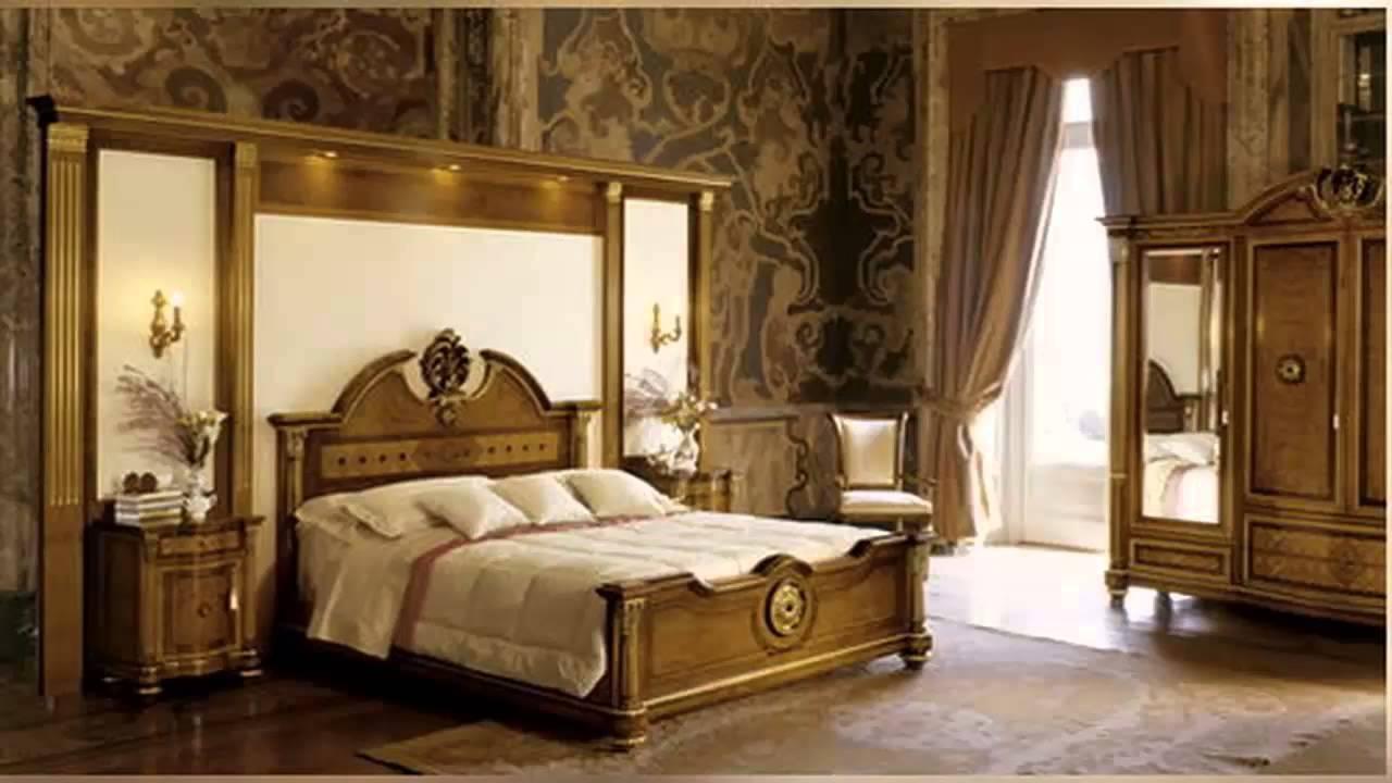 صوره تصميمات غرف نوم كلاسيك