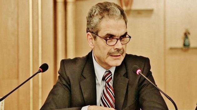 صوره وزير العدل نذير بن عمو