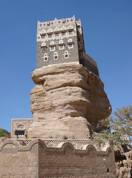 بالصور الحضاره اليمنييه القديمة 02