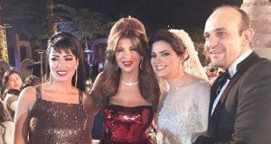 صوره زواج بنت صفاء ابو السعود