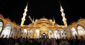 صوره حكم صلاة التراويح في رمضان