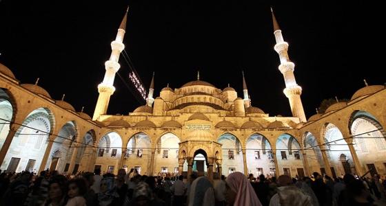 بالصور حكم صلاة التراويح في رمضان 11426 istanbul camileri ramazana hazir m