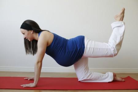 صوره اهمية الرياضة للمراة الحامل