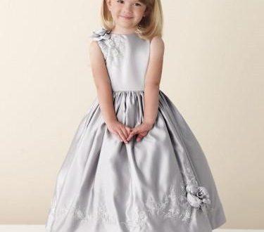 صور اجمل تصاميم فساتين الاطفال