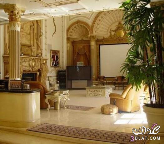 بالصور منزل الوليد بن طلال 13867212908