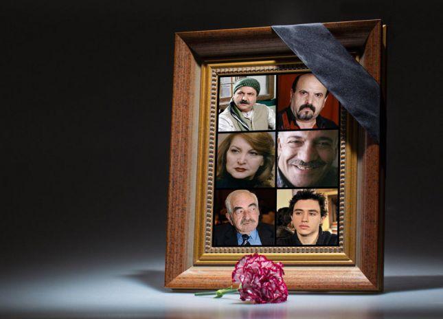 صوره الفنانون السورين الذين ماتوا خلال الحرب السورية