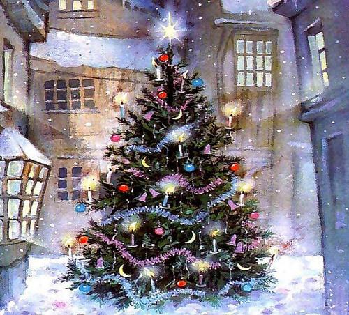 بالصور شجرة راس السنة الكريسماس 20160701 1491
