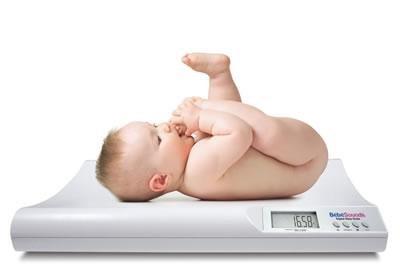 صوره وزن الطفل في الشهر الثالث