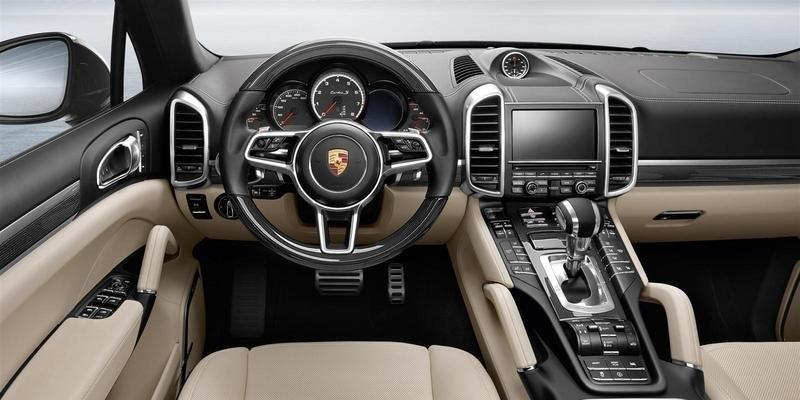بالصور بورش كايين 2019 صور و اسعار Porsche Cayenne 20160701 1602