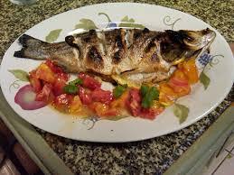 صوره طبخات بالسمك ملف شامل لاكلات السمك المشوية والمحمرة والمقلية