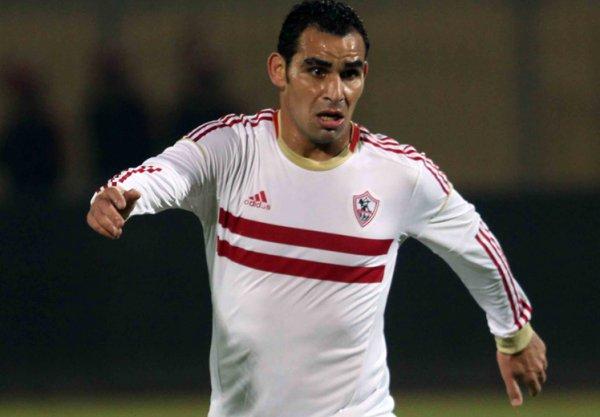 صوره احمد عيد عبدالملك  لاعب كرة قدم
