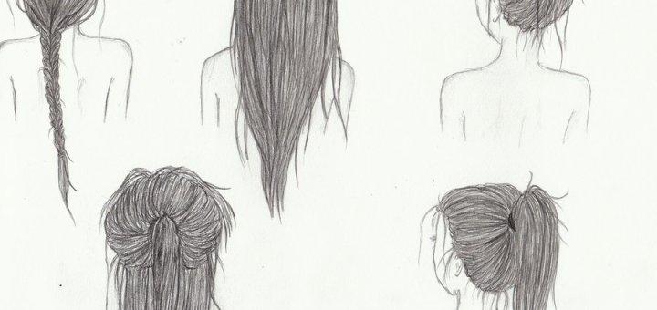 صوره الشعر القصير في الحلم