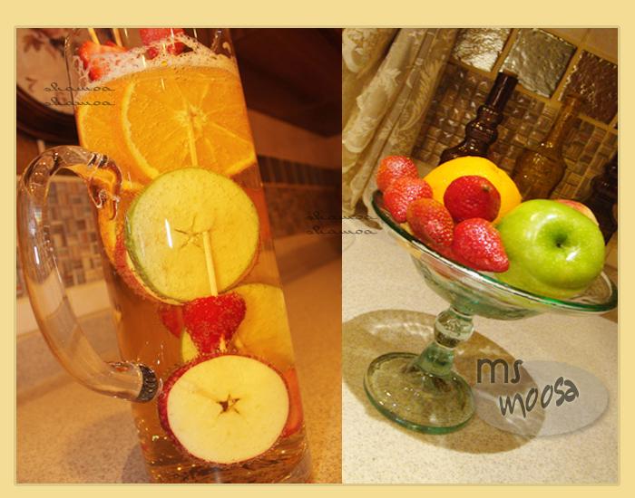 صوره كيفية عمل عصير الشمبانيا السعودية