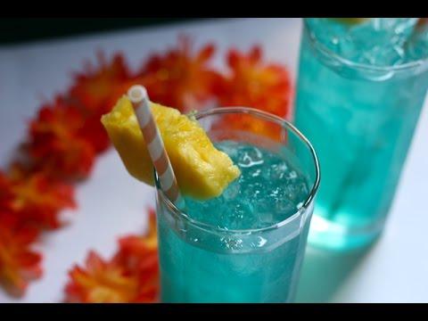صوره طريقة عصير بلو اوشن