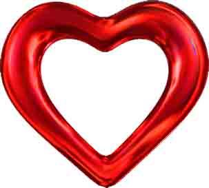 صوره احلى صور  قلب احمر