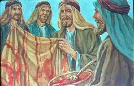 صوره قميص يوسف عليه السلام