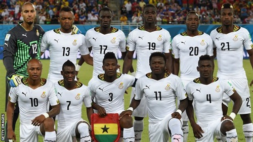 صور اخر اخبار فريق غانا