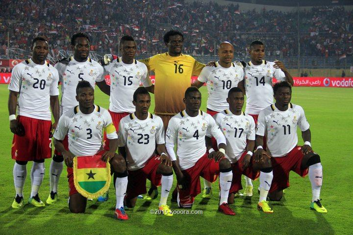 صوره اخر اخبار فريق غانا