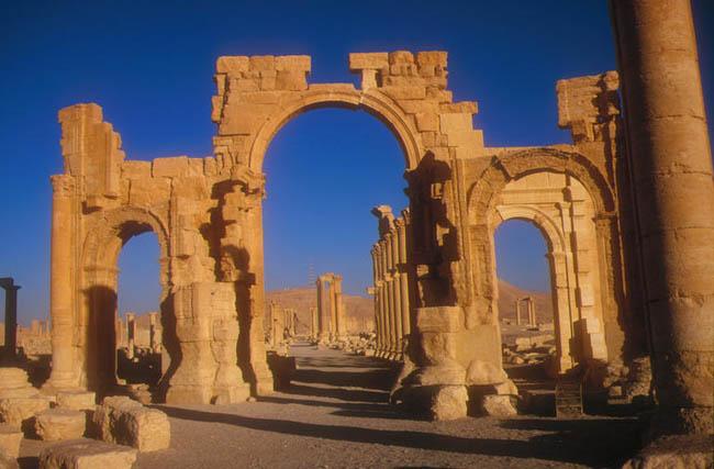 صوره الحضاره اليمنييه القديمة