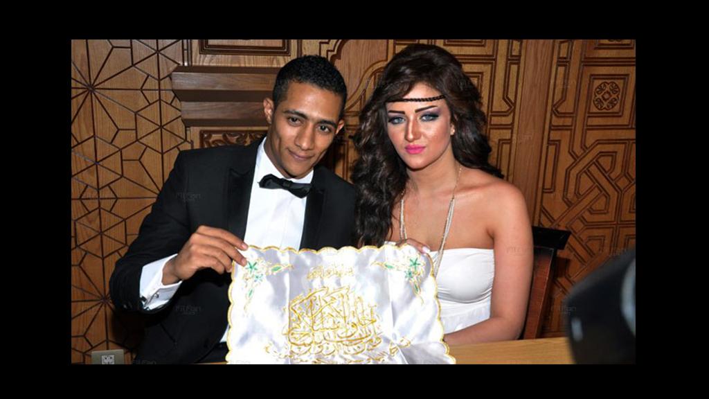 صوره زوجه محمد رمضان