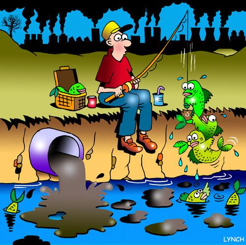 بالصور صور كاريكاتورية عن التلوث 20160701 511