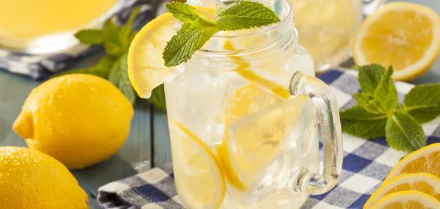 صورة طريقة عمل الليموناضه بشكل سهل 20160701 839