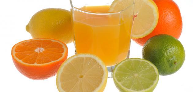 خلطه البرتقال و الليمون للتنحيف