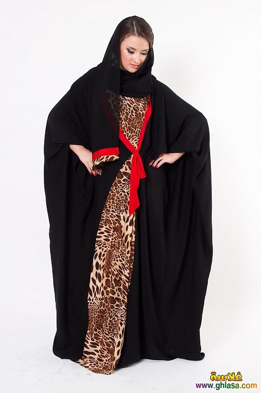 صوره محموعه من عبايات دبي