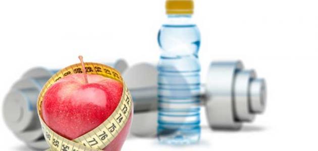 كيف تحافظ علي وزنك