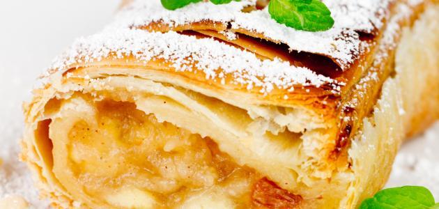 صوره اطباق البف باستري سهله ولذيذه باستخدام عجينة البف باستري الجاهزه