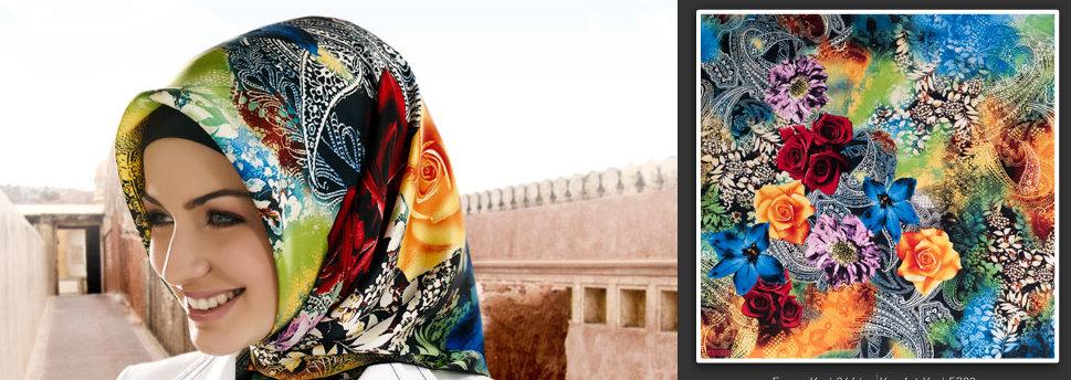 بالصور احدث صور لفات الحجاب الخليجى و التركي 20160702 1227