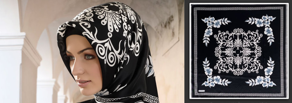 بالصور احدث صور لفات الحجاب الخليجى و التركي 20160702 1229
