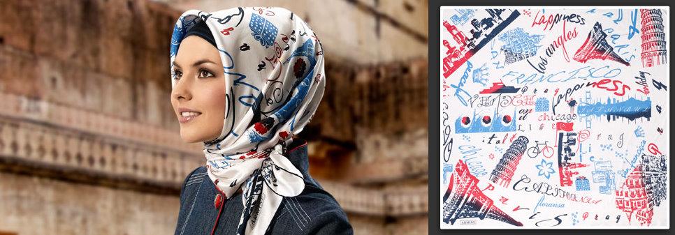 بالصور احدث صور لفات الحجاب الخليجى و التركي 20160702 1230