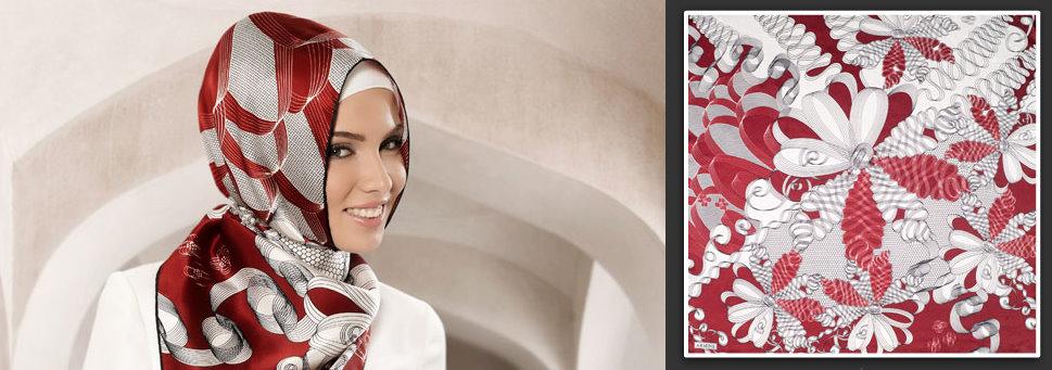 بالصور احدث صور لفات الحجاب الخليجى و التركي 20160702 1231