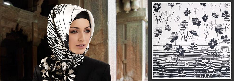 بالصور احدث صور لفات الحجاب الخليجى و التركي 20160702 1232