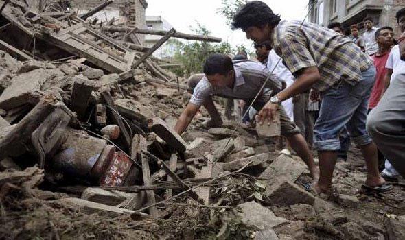 صوره زلزال جديد يضرب المغرب