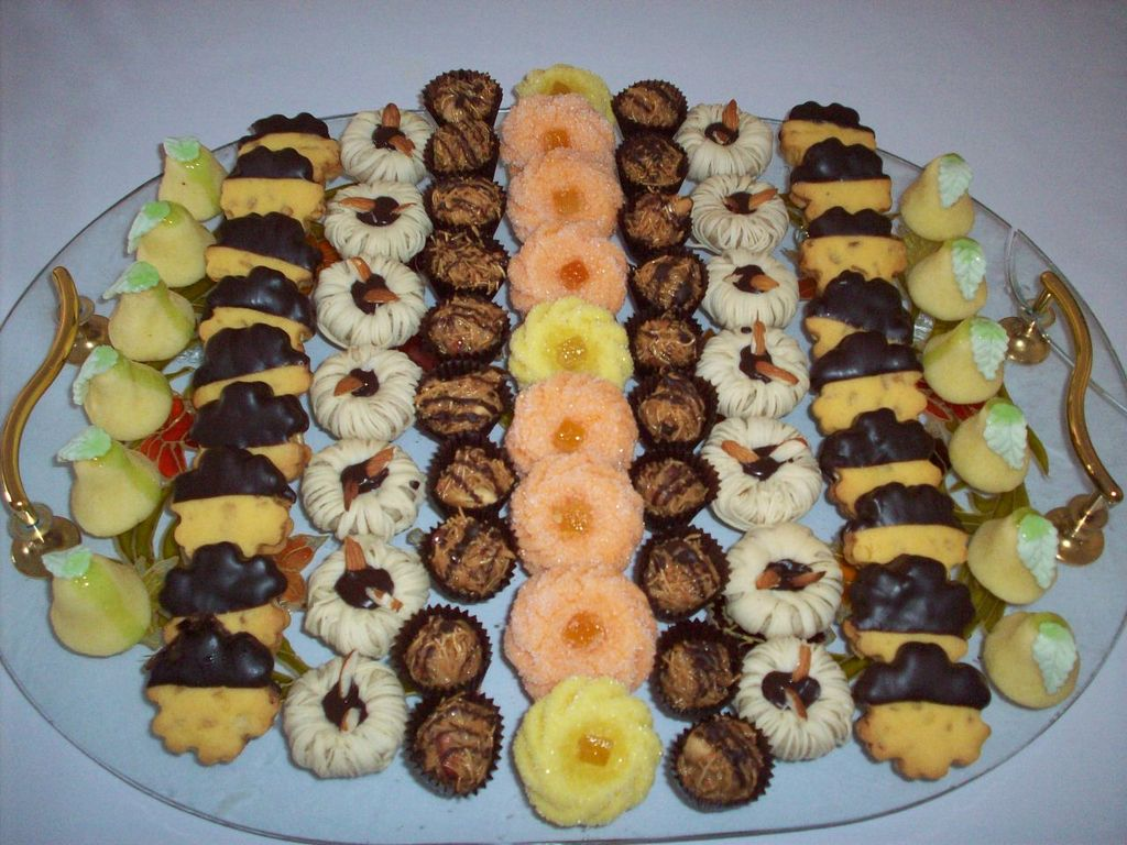 صوره الحلويات الجزائرية بالصور والمقادير