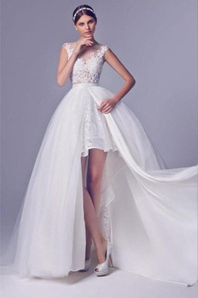 بالصور ازياء العروس لباس العروسه 20160702 563