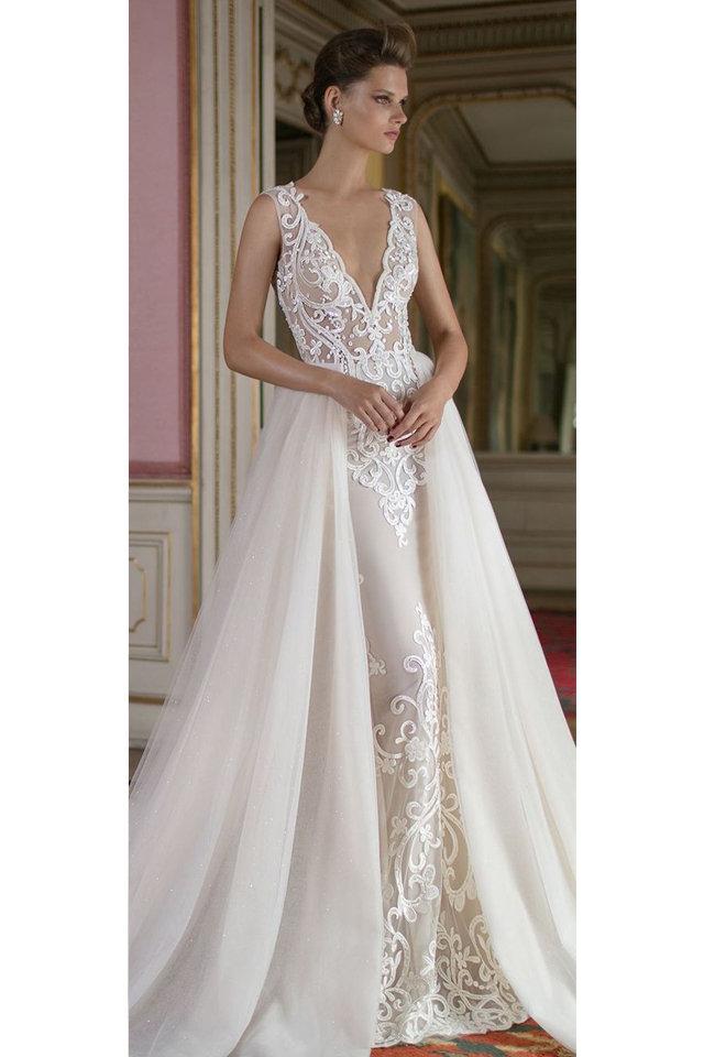 بالصور ازياء العروس لباس العروسه 20160702 566