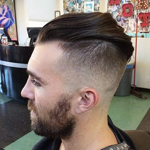 بالصور طريقة تسريح الشعر للرجال 20160702 989