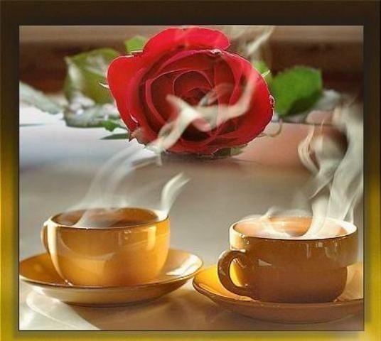 صوره يا صباح الورد صباح الخير مسجات