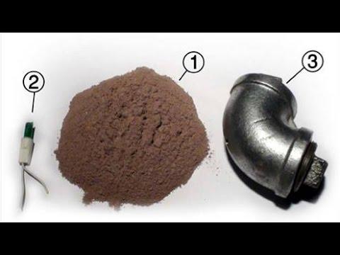 صوره كيف تصنع قنبلة يدوية وبسيطه لكن اثارها في بيتك