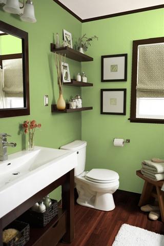 صوره افكار منزلية للحمام بالصور