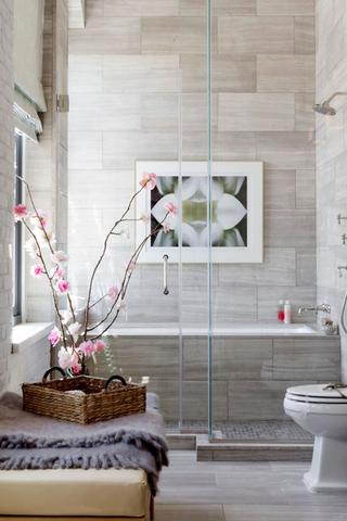 افكار مبتكرة لتزيين حِمام منزلك