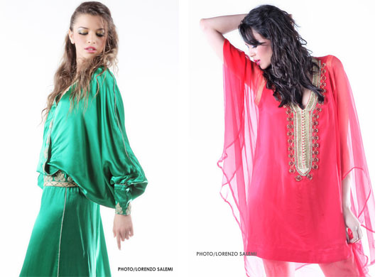 عبايات وجلابيات بالتصميم المغربي 2017 love-imge1408112296_