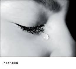 صوره بيت شعر عن البكاء