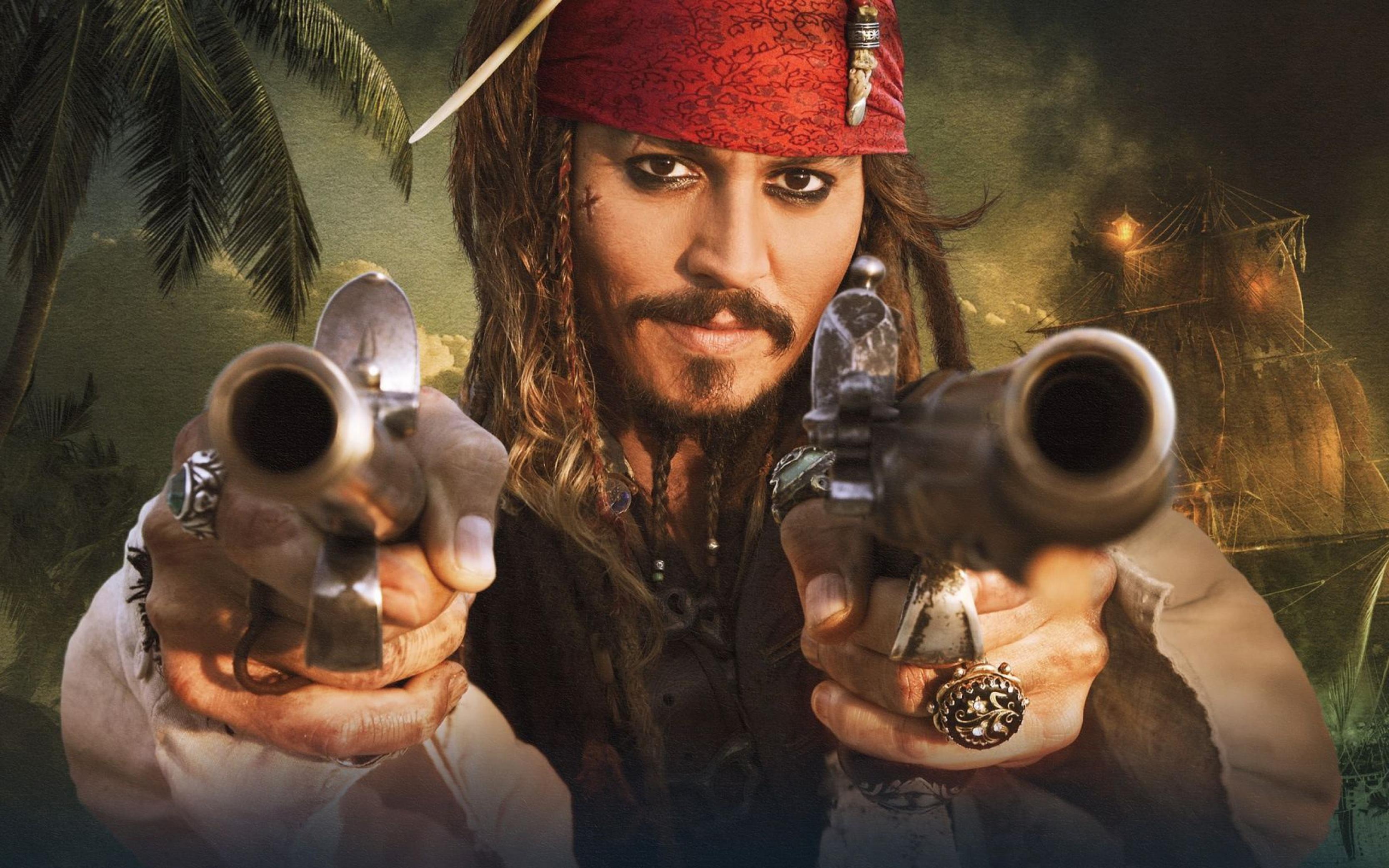 صوره سلسلة افلام قراصنة الكاريبي 5