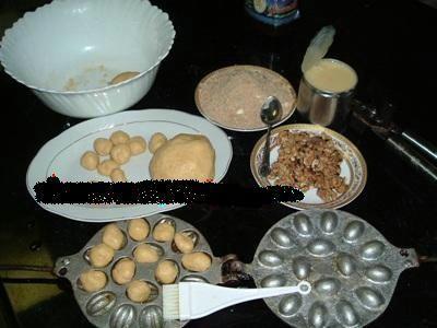 صوره طريقة تحضير حلوى الكركاعة