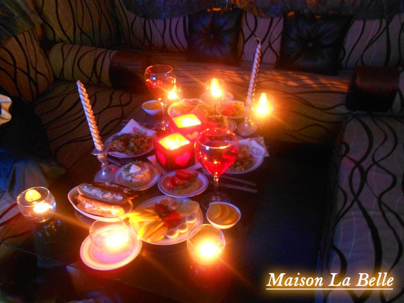 بالصور كيف تصنعي عشاء رومانسي 20160703 226