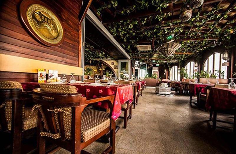 صوره افضل مطعم شرقي في الامارات